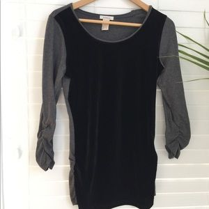 Sundance top - soft and stretchy with velour